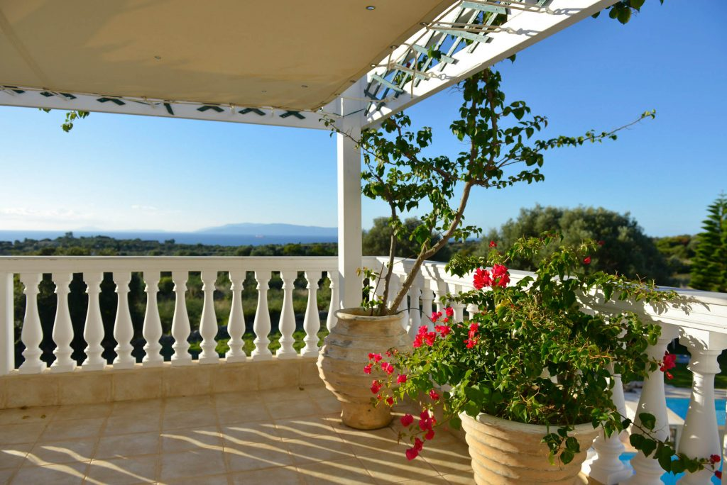 Villa Loukia - luxury villa in Kefalonia