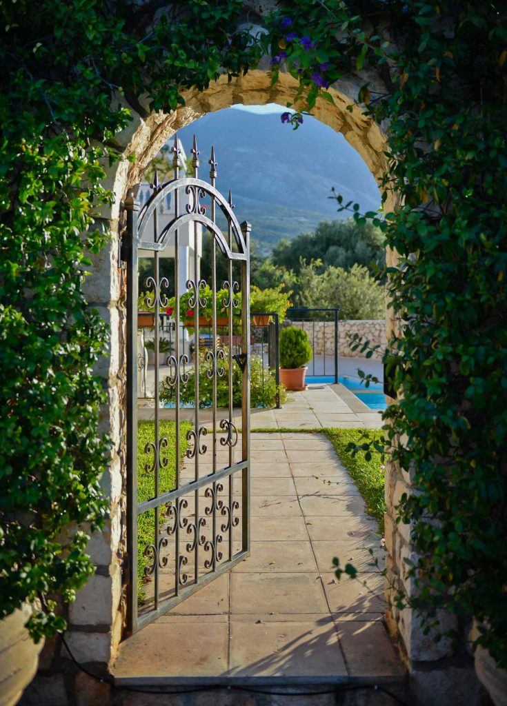 Villa Loukia - luxury 5* villa in Kefalonia